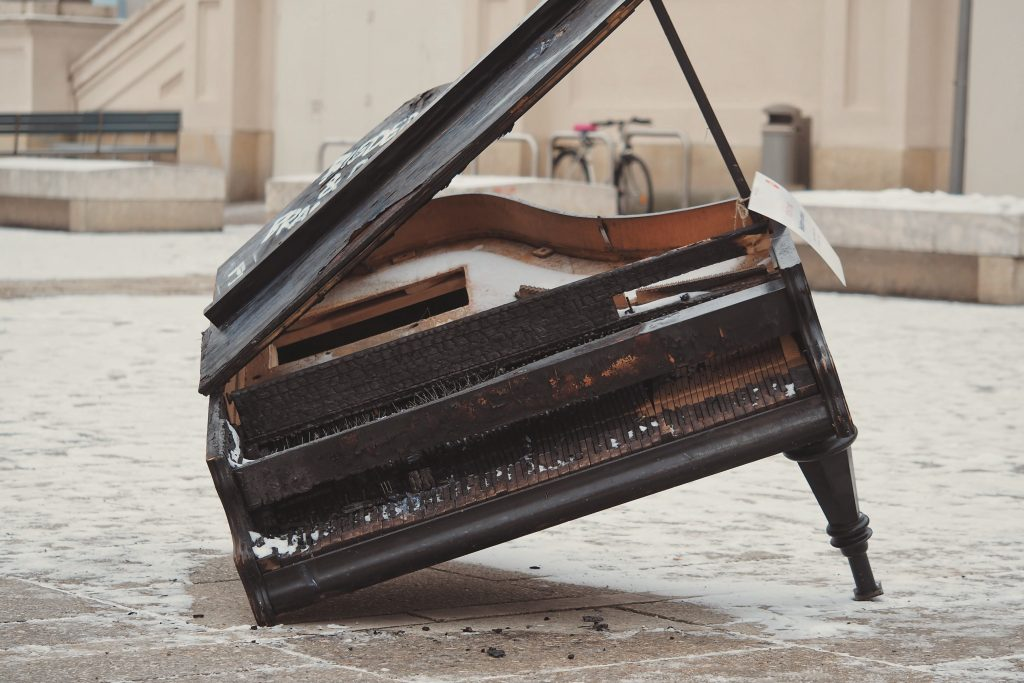 How the wrong piano can ruin a performance